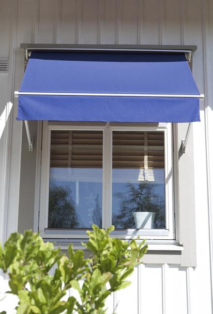 Kankaat: Sandatex ikkunamarkiisi