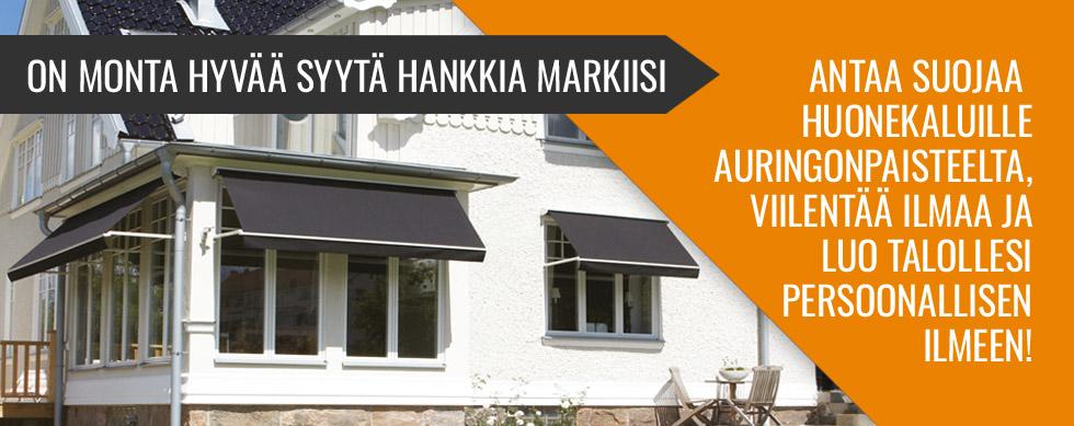 Ikkunamarkiisi Suur-Helsingin Markiisipalvelu
